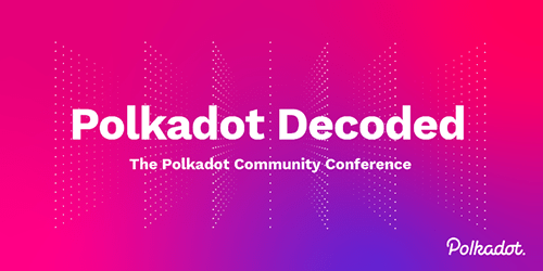 Polkadot Decoded Conference 2020