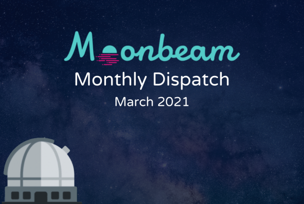 Header: Monthly Dispatch March 2021
