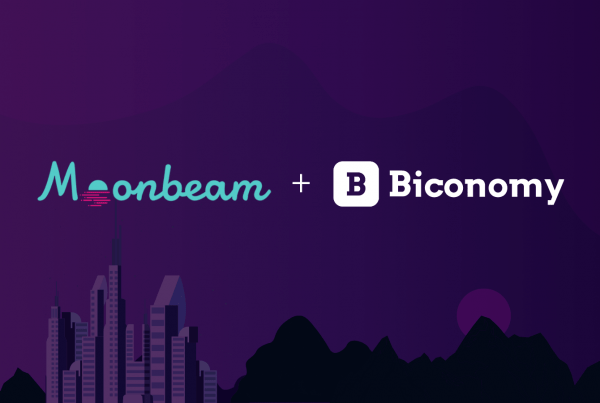 Header: Biconomy integrates with Moonbeam